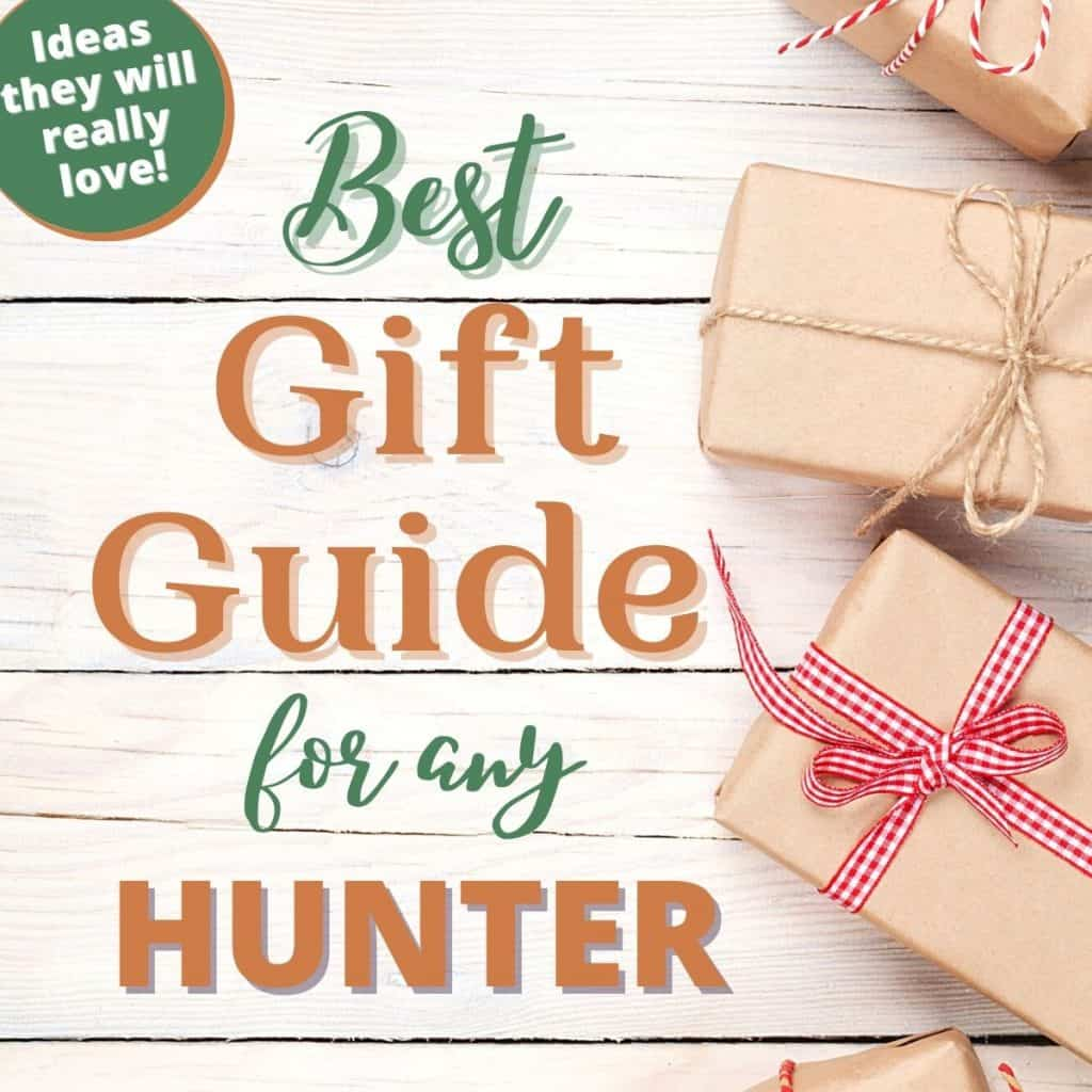 brown packages with red and white string, best gift guide for hunters